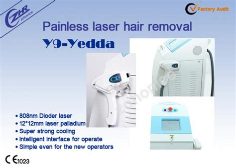 diode laser hair removal parts 12 12mm diode laser cheek hair removal machine