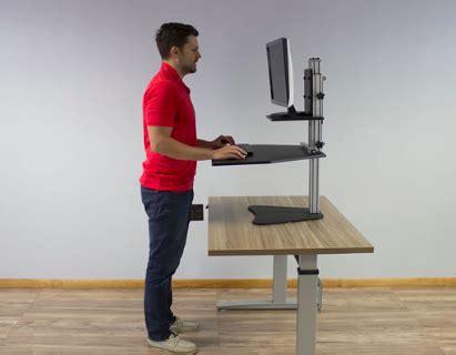 posture tips standing desk