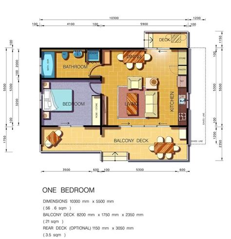 Buy A 1 Bedroom Flat In by One Bedroom Flat Design Auswide Flats
