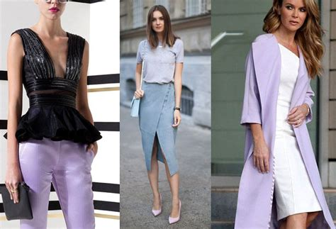 colors that go with colors that go with lilac clothes outfit ideas fashion