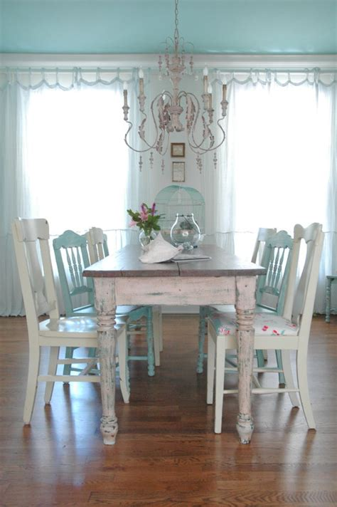 cottage style dining room furniture flea market style town country living