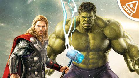 thor movie plot summary how will the hulk affect the thor ragnarok plot
