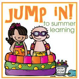 Jump Into The Jumper Trend This Summer by Free Printables Jump Into Summer Learning Space Theme