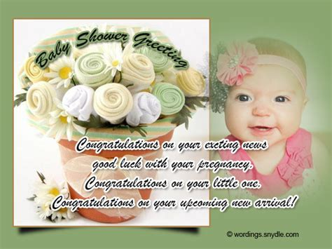 Wish For Baby Shower by Baby Shower Wishes Wordings And Messages