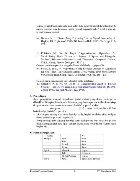 format penulisan resume jurnal ilmiah contoh artikel jurnal ilmiah contoh top