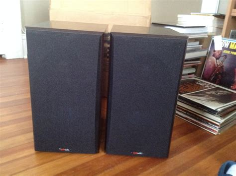 polkaudio rti38 bookshelf speakers for sale us audio mart