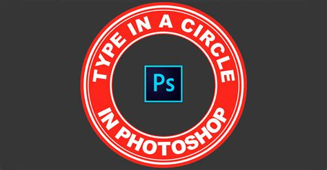 Graphic Design Photoshop Tutorials Circle Logo Template Photoshop