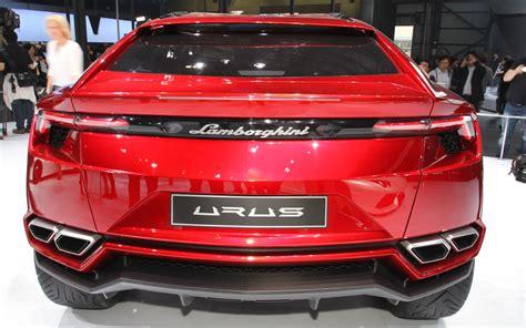 Lamborghini Urus Concept First Look   Motor Trend