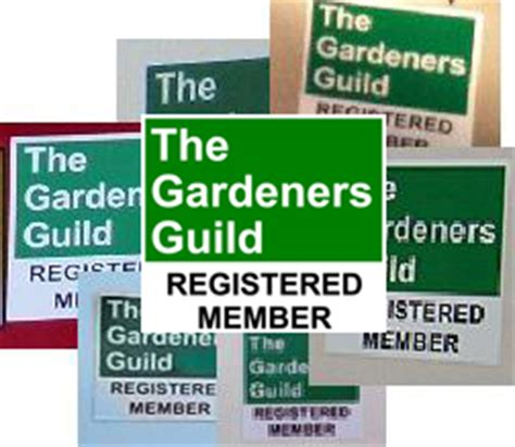 Gardeners Guild by Why Use A Member Of The Gardeners Guild