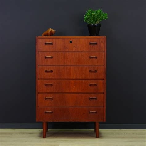 vintage chest of drawers 1960s 67256
