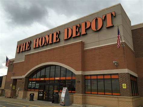 the home depot brighton mi company profile