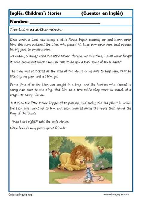 preguntas en ingles traductor comprensi 243 n lectora en ingl 233 s cuentos