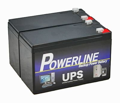pu27 powerline ups battery pack ups batteries