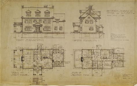 historic home floor plans 419 design house plans and designs simple designer home