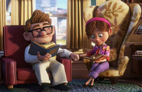 film up complet carl and ellie up wallpaper and background image