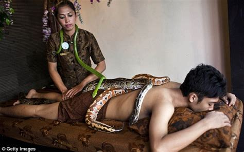 no drape massage will this really help you de stresssss indonesian spa