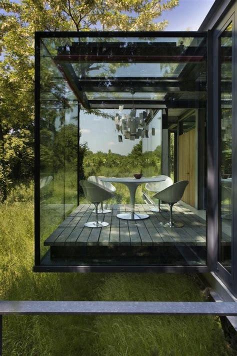 veranda entre 3 murs comment agrandir sa maison quelques astuces en photos et