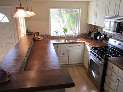 Concrete Countertops Poured In Place by Concrete Countertops Lakeside Ca Photo Gallery