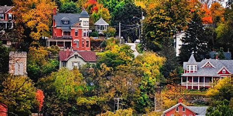 most beautiful towns in america best small towns cutest places to visit