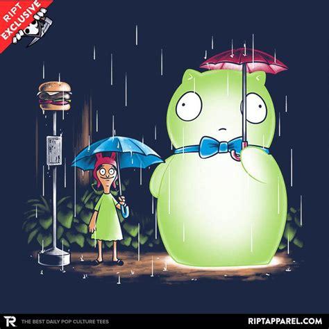 Bob S Burgers Night Light My Neighbor Kuchi Kopi Bob S Burgers T Shirt The Shirt List