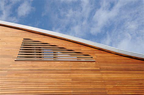 rivestimenti di facciata in legno pannello in legno per facciate woodwrap by ravaioli legnami