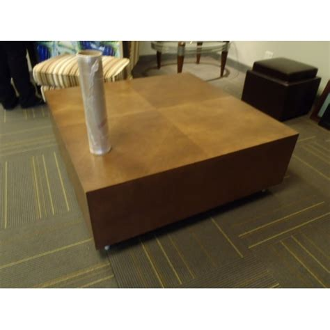 48x48 Coffee Table Large Thick Wood Square Coffee Table 48x48 Quot Allsold Ca Buy Sell Used Office Furniture Calgary