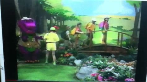 barney and the backyard gang the complete series barney the byg opening 2 youtube
