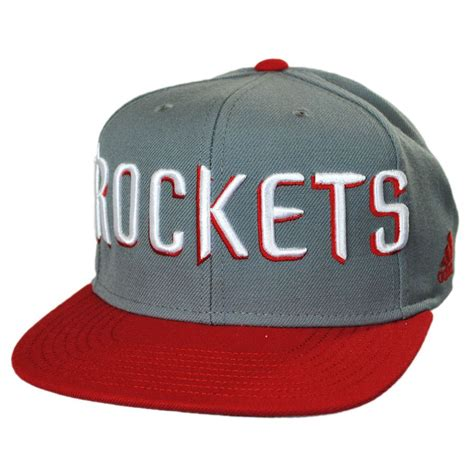 Snapback Adidas Baseball mitchell ness houston rockets nba adidas on court snapback baseball cap nba basketball caps