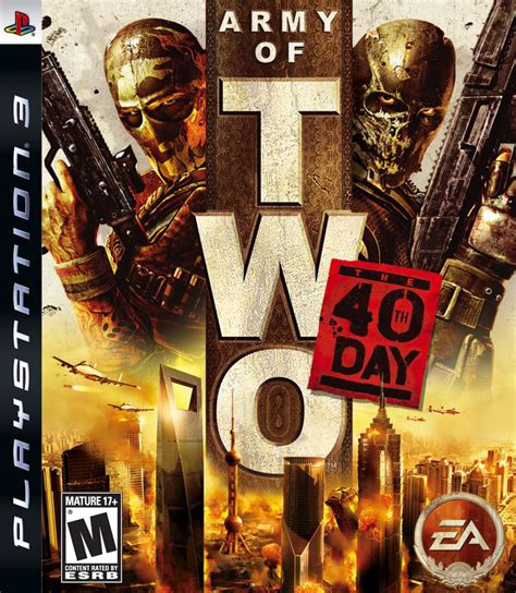 Ps3 Army Of Two 40 Day ps3 army of two 40 days was listed for r240 00 on 28 jan at 10 55 by lukhanji in