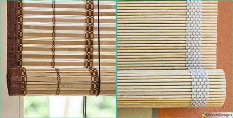 tende a tapparella tapparelle e tende in bamb 249 per interni ed esterni
