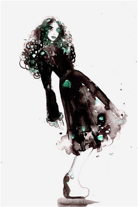 fashion illustration agency tinald fashion illustrator column illustration