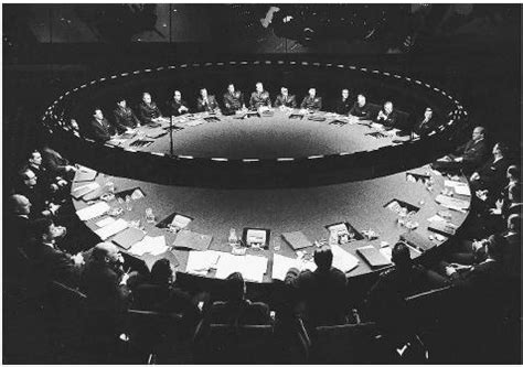 Dr Strangelove War Room by Espionage And Intelligence Portrayals World War
