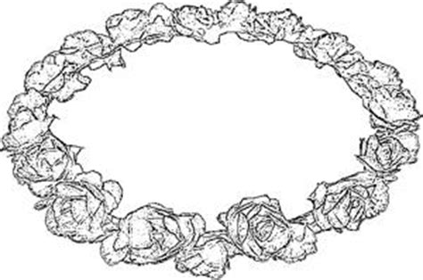 flower crown coloring page joost langeveld origami page