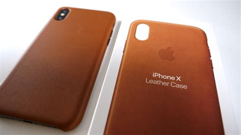 Apple Iphone X Leather official iphone x leather zollotech