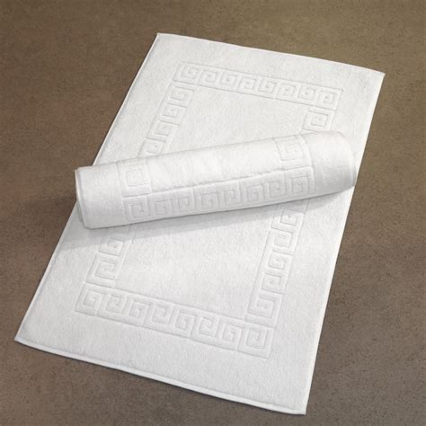 Towel Mats by Linum Towels Luxury Hotel Spa Collection Key