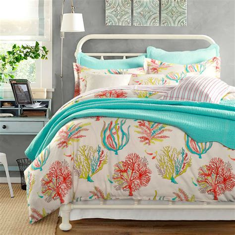 coral color comforter the most brilliant coral color comforter sets attractive