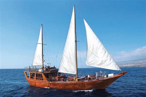 boat trip tenerife shogun ship boat trips in tenerife
