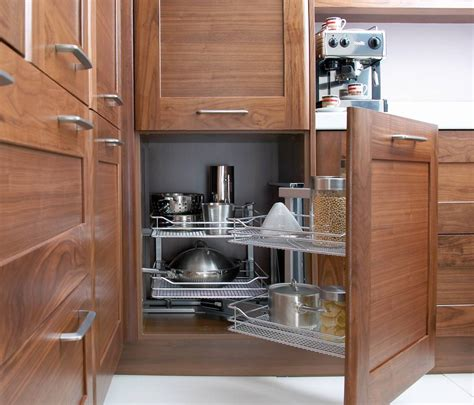 excellent corner kitchen storage cabinet for home blind