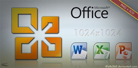 Microsoft Office Pack Microsoft Office Icon Pack Hq By Ifoxx360 On Deviantart