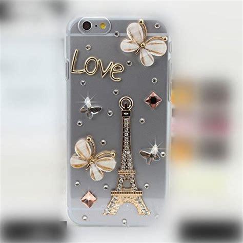 Luxury Motif Eiffel Iphone 6 6s iphone 6s plus iphone 6 plus mgiftshop rhinestone plastic