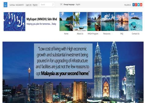 2 Second Malaysia Malaysia My Second Home Malaysia Website Awards 2017malaysia Website Awards 2017