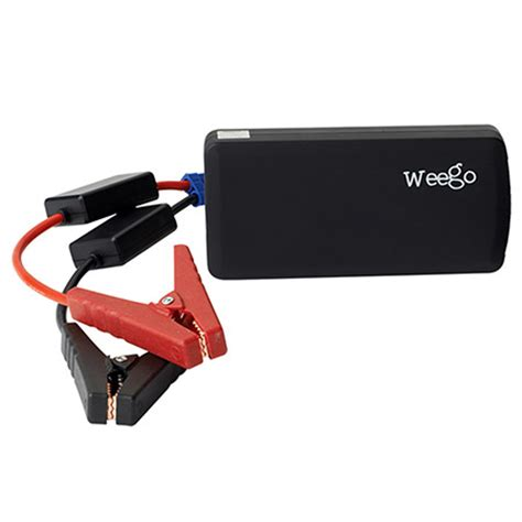 Power Bank Jumbox weego js12 jump starter battery heavy duty charger bank outputs ebay