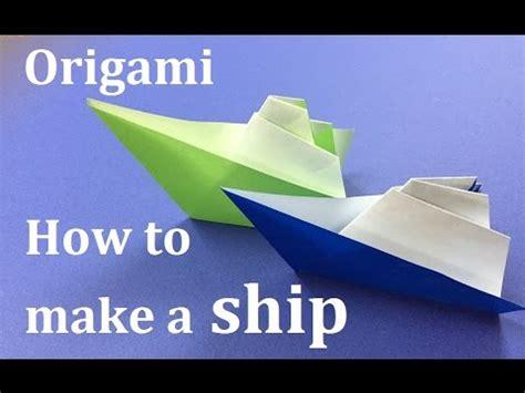 How To Make A Paper Battleship - ship origami ð ð ñ ð ð ð ñ ð ñ ð ð ð ð ð è è æ çº è è æ ºç origami barco à à à ª