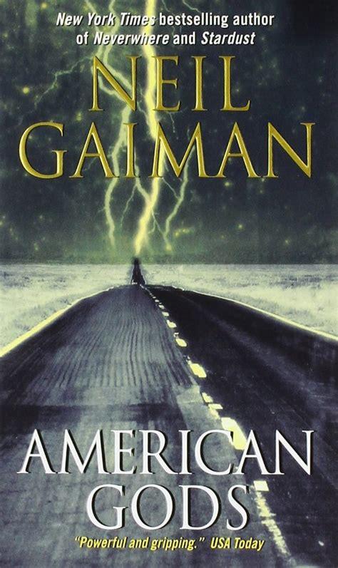 book spotlight neil gaiman s american gods tv tie in book review american gods by neil gaiman supposedly fun