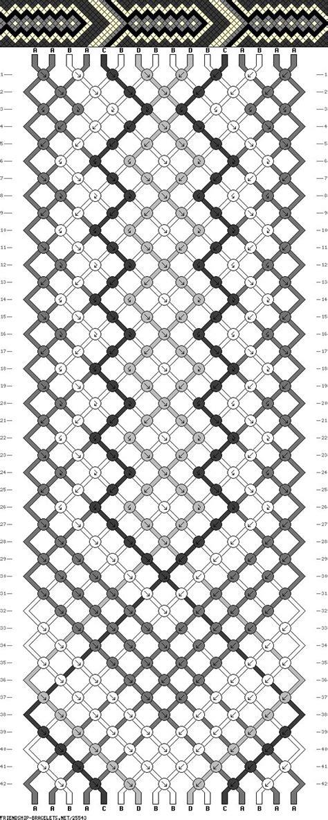Macrame Net Pattern - 275 best macrame friendship bracelets net images on
