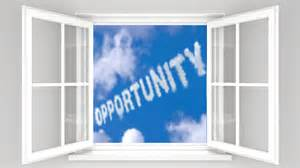 Roundups here is our first installment of windows of opportunity
