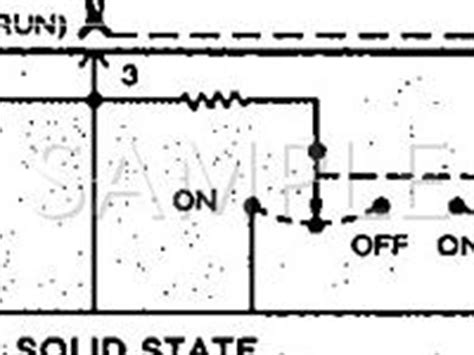 online service manuals 1993 ford thunderbird parking system repair diagrams for 1993 ford thunderbird engine transmission lighting ac electrical