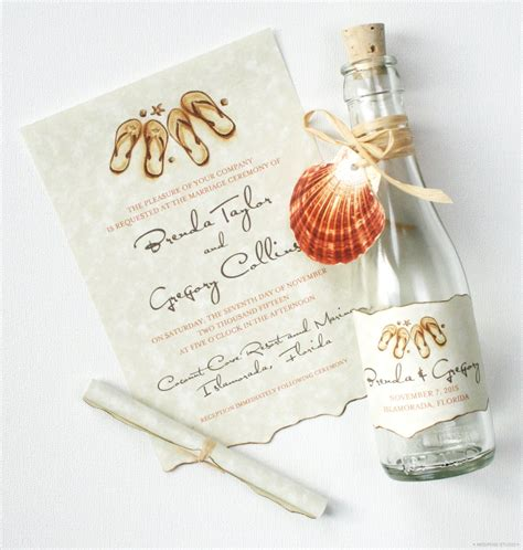Unique Custom Wedding Invitations by 21 Bottle Wedding Invitation Ideas Custom