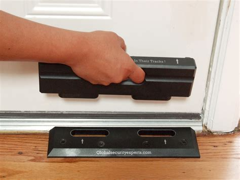 secure door locks for homes door jammer the best door
