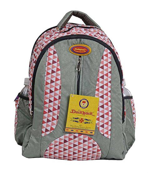 duckback nhs513 greycheck backpack buy duckback nhs513